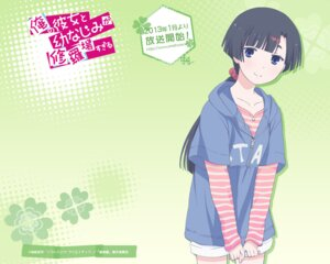 Rating: Safe Score: 20 Tags: akishino_himeka ore_no_kanojo_to_osananajimi_ga_shuraba_sugiru wallpaper User: raiwhiz