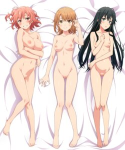 Rating: Explicit Score: 85 Tags: breast_hold isshiki_iroha naked nipples photoshop pussy uncensored yahari_ore_no_seishun_lovecome_wa_machigatteiru. yuigahama_yui yukinoshita_yukino User: Masutaniyan
