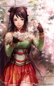 Rating: Safe Score: 42 Tags: armor asian_clothes guan_yinping iwamoto_james shin_sangoku_musou_6 User: mash