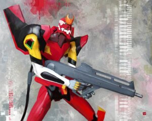 Rating: Safe Score: 6 Tags: eva_02 gun mecha neon_genesis_evangelion souryuu_asuka_langley User: garrarufa