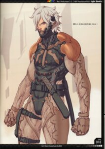 Rating: Safe Score: 12 Tags: ben's_works binding_discoloration itoh_ben male metal_gear metal_gear_solid metal_gear_solid_4 raiden User: cheese