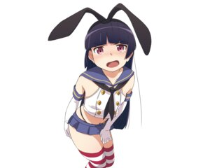 Rating: Questionable Score: 46 Tags: cosplay gokou_ruri kantai_collection ore_no_imouto_ga_konnani_kawaii_wake_ga_nai shimakaze_(kancolle) stockings thighhighs thong User: ragnarok24