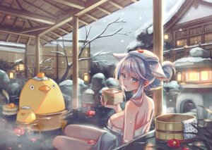 Rating: Safe Score: 19 Tags: animal_ears bathing onsen towel wet zoff_(daria) User: Mr_GT