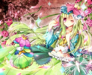 Rating: Safe Score: 27 Tags: anthropomorphization homarerererere lilligant pokemon User: ddns001
