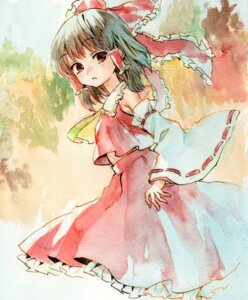 Rating: Safe Score: 15 Tags: ama-tou hakurei_reimu touhou User: Radioactive