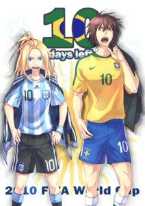 Rating: Safe Score: 10 Tags: 2010_fifa_world_cup bliss soccer User: Tensa