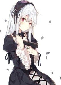 Rating: Safe Score: 70 Tags: gun leisss lolita_fashion rozen_maiden suigintou User: BattlequeenYume