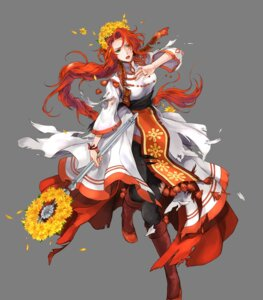 Rating: Questionable Score: 7 Tags: dress fire_emblem fire_emblem:_souen_no_kiseki fire_emblem_heroes heels nintendo tagme tiamat torn_clothes transparent_png wada_sachiko weapon User: Radioactive