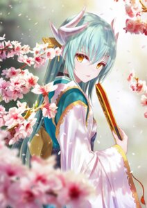 Rating: Safe Score: 40 Tags: bae.c fate/grand_order horns japanese_clothes kiyohime_(fate/grand_order) User: Mr_GT
