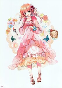 Rating: Safe Score: 50 Tags: dress miwabe_sakura pion User: donicila