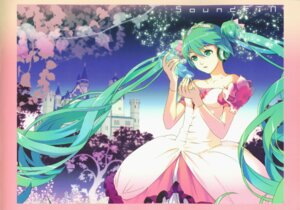 Rating: Safe Score: 7 Tags: 119 binding_discoloration hatsune_miku vocaloid User: withul