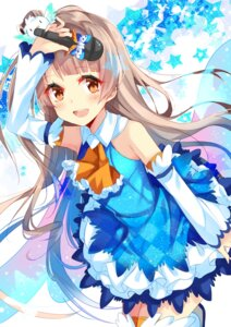 Rating: Safe Score: 60 Tags: dress kazucha love_live! minami_kotori thighhighs User: RICO740
