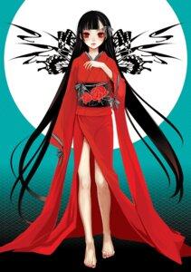 Rating: Safe Score: 6 Tags: akane_(yamimomo) kimono User: Radioactive