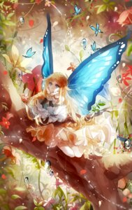 Rating: Safe Score: 30 Tags: cui_(jidanhaidaitang) merc_storia pointy_ears wings User: Noodoll