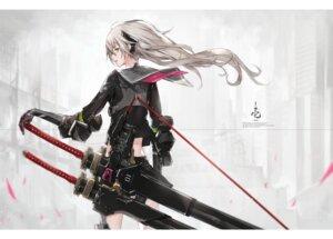 Rating: Safe Score: 40 Tags: mecha_musume seifuku sword yucca-612 User: Cold_Crime