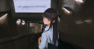 Rating: Safe Score: 90 Tags: persona_5 seifuku tifg39 tougou_hifumi User: Dreista