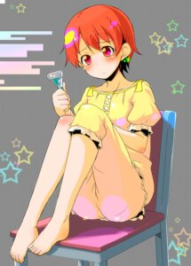 Rating: Safe Score: 22 Tags: inami_mahiru pajama sw working!! User: fairyren