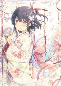 Rating: Questionable Score: 85 Tags: 6u kimono tagme User: Twinsenzw