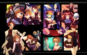 Rating: Safe Score: 9 Tags: amakusa_juuza animal_ears beatrice bunny_ears dress eva_beatrice frederica_bernkastel kanon_(umineko) lambdadelta ronove shannon suzushiro_kurumi umineko_no_naku_koro_ni ushiromiya_ange ushiromiya_battler ushiromiya_eva ushiromiya_george ushiromiya_jessica ushiromiya_kinzo ushiromiya_kyrie ushiromiya_maria ushiromiya_rosa virgilia User: Radioactive