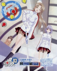 Rating: Safe Score: 4 Tags: bleed_through kinoshita_tomomi konayuki_fururi nakahara_asami pantsu peco yoshioka_saeko User: Davison