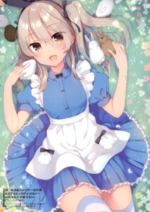 Rating: Safe Score: 33 Tags: alice cosplay dress girls_und_panzer ichiri shimada_arisu thighhighs User: kiyoe