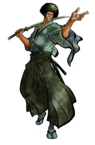 Rating: Safe Score: 1 Tags: japanese_clothes male samurai_spirits shiroi_eiji snk sword User: Radioactive