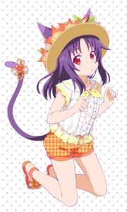 Rating: Safe Score: 21 Tags: animal_ears konno_yuuki miduki0622 nekomimi sword_art_online tail User: yanis