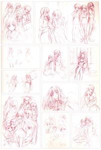 Rating: Questionable Score: 2 Tags: akaiito asama_sakuya binding_discoloration fujiwara_mikage fujiwara_nozomi hal hatou_hakuka hatou_kei hatou_yumei monochrome nara_youko obana scanning_artifacts senba_uzuki sketch tougou_rin wakasugi_tsuzura yuri User: Waki_Miko