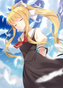 Rating: Safe Score: 29 Tags: air hyuuga_azuri kamio_misuzu User: fairyren