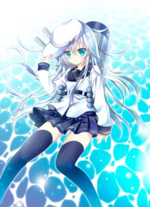 Rating: Safe Score: 60 Tags: hibiki_(kancolle) kantai_collection shirogane_hina thighhighs verniy_(kancolle) User: fairyren
