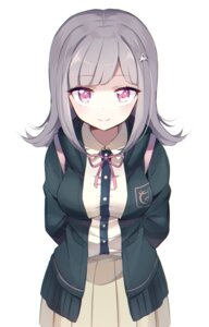 Rating: Safe Score: 37 Tags: dangan-ronpa dangan-ronpa_2 kobeni nanami_chiaki seifuku sweater User: nphuongsun93
