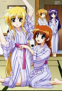 Rating: Safe Score: 40 Tags: alisa_bannings fate_testarossa hashimoto_takayoshi mahou_shoujo_lyrical_nanoha mahou_shoujo_lyrical_nanoha_a's mahou_shoujo_lyrical_nanoha_the_movie_2nd_a's takamachi_nanoha tsukimura_suzuka User: Jigsy