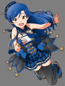 Rating: Safe Score: 21 Tags: kisaragi_chihaya ni.p the_idolm@ster thighhighs transparent_png User: NotRadioactiveHonest