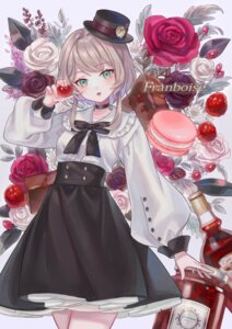 Rating: Safe Score: 17 Tags: dress gothic_lolita lolita_fashion zoff_(daria) User: BattlequeenYume