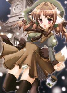 Rating: Safe Score: 13 Tags: animal_ears izumi_tsubasu lolita_fashion nekomimi pantsu shimapan User: Davison