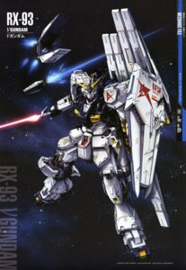 Rating: Safe Score: 17 Tags: char's_counterattack gundam mecha rx-93 teraoka_iwao weapon ν_gundam User: Radioactive