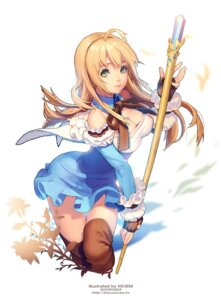 Rating: Safe Score: 57 Tags: cleavage kkuem thighhighs User: blooregardo