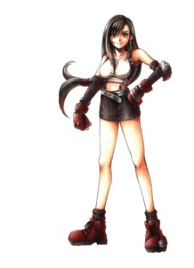 Rating: Safe Score: 10 Tags: final_fantasy final_fantasy_vii nomura_tetsuya square_enix tifa_lockhart User: Radioactive