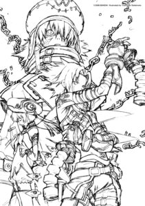 Rating: Safe Score: 5 Tags: .hack// .hack//g.u. atoli haseo monochrome sadamoto_yoshiyuki tri-edge User: Radioactive
