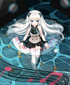 Rating: Safe Score: 37 Tags: lepoule_(kmjh90) seeu thighhighs vocaloid wet User: Mr_GT