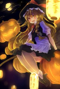 Rating: Safe Score: 30 Tags: g-buri halloween heels kirisame_marisa touhou witch User: Mr_GT