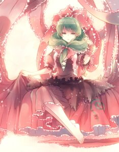 Rating: Safe Score: 38 Tags: kagiyama_hina kieta touhou User: Mr_GT