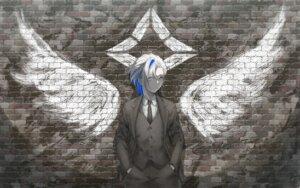 Rating: Safe Score: 7 Tags: amane_kanata angel business_suit hajime_wataru hololive wings User: charunetra