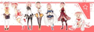 Rating: Safe Score: 17 Tags: cosplay kaname_madoka pantyhose puella_magi_madoka_magica seifuku thighhighs utm User: vanilla