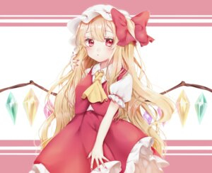 Rating: Safe Score: 15 Tags: dress flandre_scarlet tagme touhou wings User: BattlequeenYume