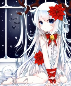Rating: Safe Score: 80 Tags: bondage christmas dress feet horns shiroyurine yuu_(shiroyurine) User: 478490943