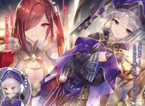 Rating: Safe Score: 12 Tags: armor cleavage miyuki_ruria tagme uniform User: kiyoe