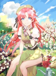 Rating: Safe Score: 14 Tags: asian_clothes hong_meiling kanta_(pixiv9296614) touhou User: Mr_GT