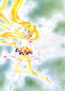 Rating: Safe Score: 3 Tags: sailor_moon takeuchi_naoko tsukino_usagi User: Radioactive