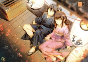 Rating: Safe Score: 21 Tags: noragami yukata User: kiyoe